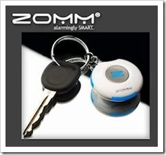 ZOMM mit Schlüssel